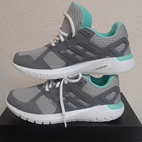 NWT Womens Adidas Duramo 8 W Size 7.5 ba55b7753f7